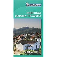 Michelin Green Guide Portugal Madeira The Azores, 7e