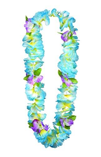 Collar-hawaiano-de-flores-Violeta