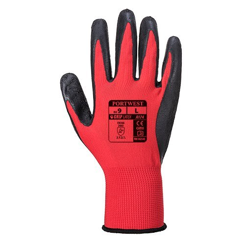 Flex Grip Latex Glove (Flex Latex)