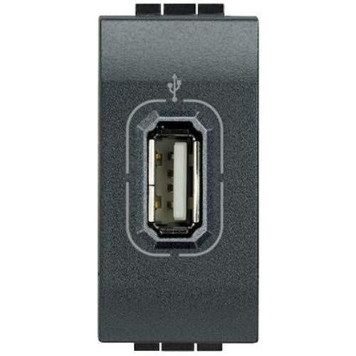 Bticino L4285 Livinglight Int Presa USB