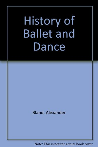 History of Ballet and Dance