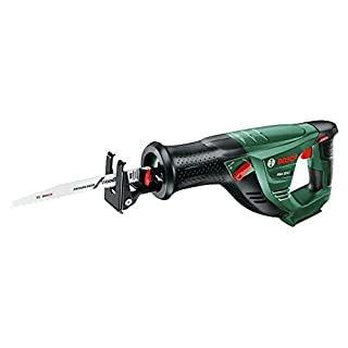 Bosch PSA 18 LI Cordless Sabre Saw (Without Battery and Charger)