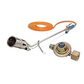 CFH Abflammgerät PZ 6000 + Druckregler DR114