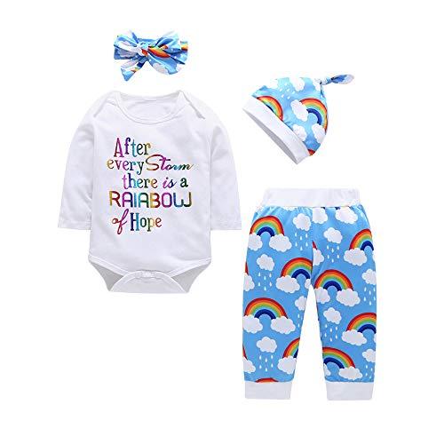 sunnymi Baby Mädchen 2 TLG Lace Bowknot Jumpsuit Stirnband Kostüm Für 3-18 Monat Outfits Kleidung