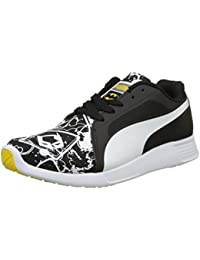 Puma Unisex-Kinder Batman St Trainer Evo Street Jr Low-Top