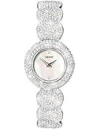 Seksy Women's Analogue Quartz Watch with Alloy Bracelet – 4851.37