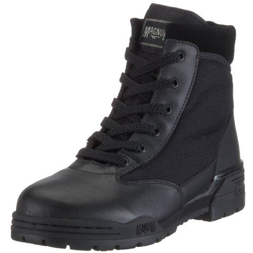 Magnum Mid MUF2001019, Herren Combat Stiefel, Schwarz (Black 002), EU 43 (UK 9) (US 10) -