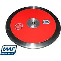 Boje Sport Vinex High Spin - Disco de atletismo (para competición, 2 kg)