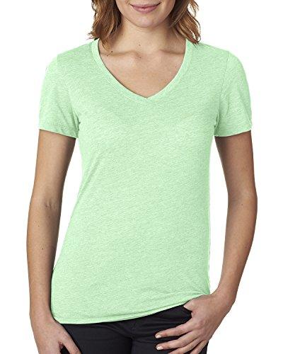 Next Level Damen T-Shirt Minzgrün