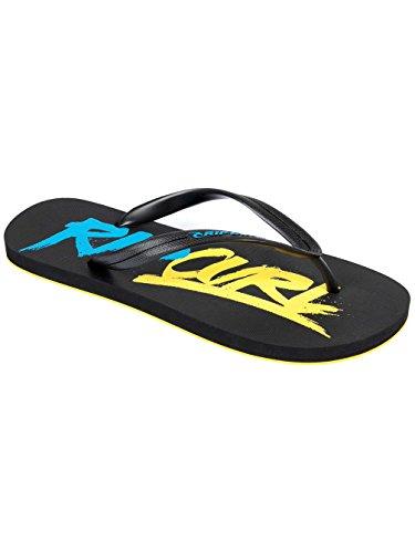 Herren Sandalen Rip Curl Brash Sandals Black/Blue