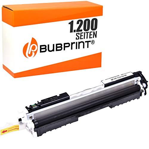 tibel für HP CE310A 126A für Color Laserjet Pro CP1025 CP1025NW CP1026NW Pro 100 Color MFP M175A M175NW Pro M275 M275NW Schwarz ()