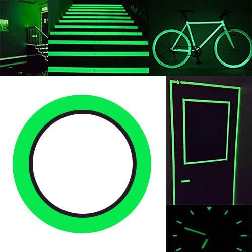 Gebildet® Cinta Luminosa Glow in the Dark