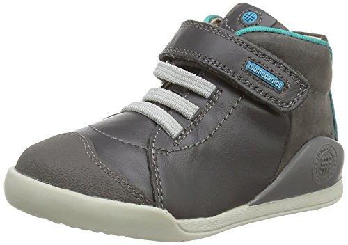 Biomecanics  151178, Ankle boots sans doublure Garçons Gris - Grey (Marengo)