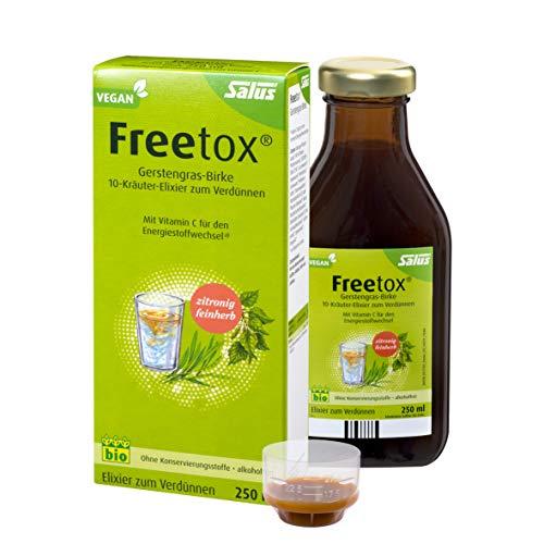 Salus - Freetox - Gerstengras-Birke Elixier 250ml -