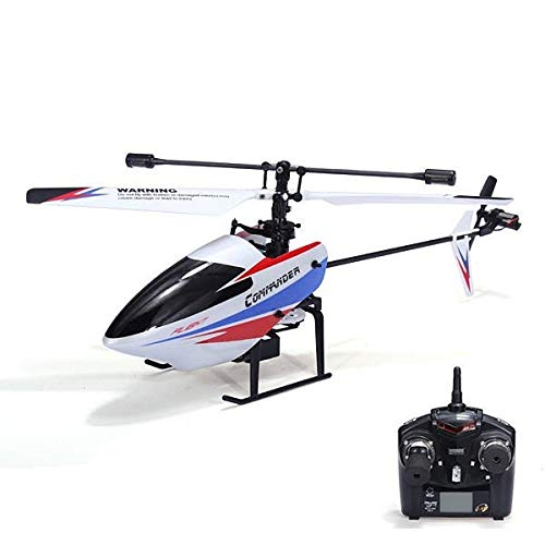 Rc Wltoys V911 pro V3 4Ch 2.4 Ghz Helicopter. | Size 26cm.