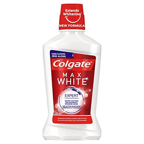 Colgate Max White Expert Mundspülung, 500 ml -