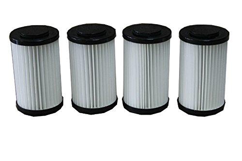 Generische HEPA Filtern für Eureka Vakuum 62396 DCF10 DCF14(4 Stück)