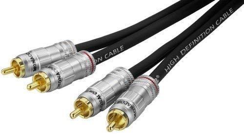 Preisvergleich Produktbild Kabel: für Verstärker 5m
