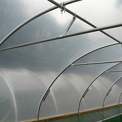 26m Klar PE Gewächshaus Pflanze Cover Horticultural Membran Folie