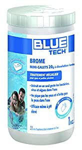 Blue Tech BL500201 Mini Galet Brome 20 g