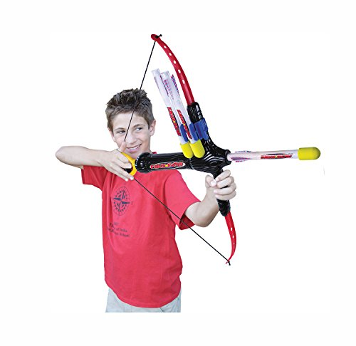 Tickles Multicolor Faux Bow Target Game Sports For Kids Toy
