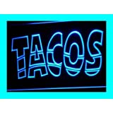 Enseigne Lumineuse i093-b Mexican Tacos Reklame schild NR Neon Light Signs