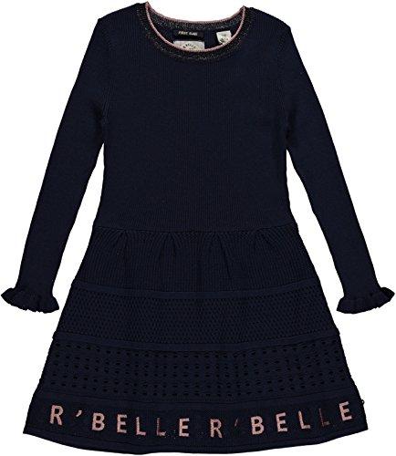 Preisvergleich Produktbild Scotch R' Belle Mädchen Exklusives Festtagskleidchen mit fantasievollem Stoffmix und Lochverzierungen 152