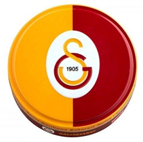 Sport 1S. K. Galatasaray 1905-60g con Vitamina C e ghiaccio sapore Cupper Swett Caramello caramelle