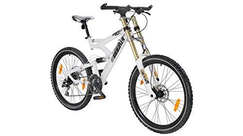 Onux Mountainbike Vole, 26 Zoll, 24 Gang, Hydraulische Scheibenbremsen 66,04 cm (26 Zoll)
