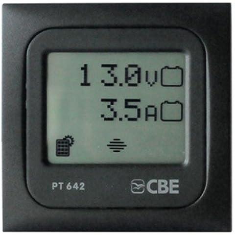 Pannello test digitale touch per Controllo tensione Batteria PT642/G CBE
