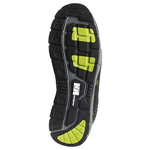 Baskets de sécurité basses S3 Smestad Protection Helly Hansen Noir/citron Vert