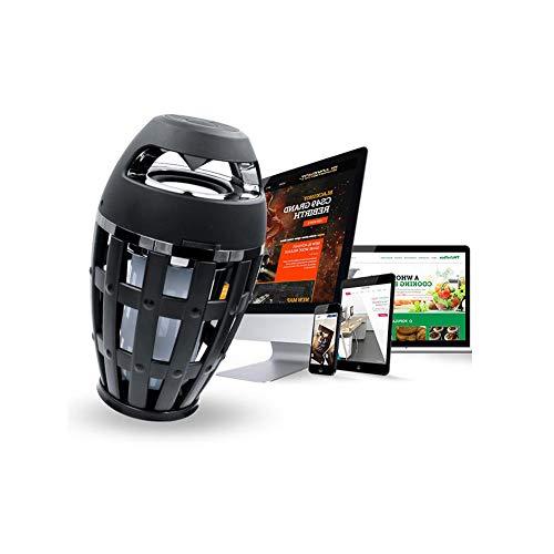HONG SHENG Fiamma Luce Bluetooth Speaker I3 Luce Mini Altoparlante