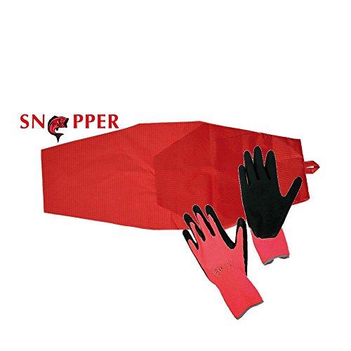 COMPRESSANA Snapper - Anziehhilfe für Kompressionsstrümpfe + Gratis Anzieh-Handschuhe - besonders gleitfähig und sofort einsatzbereit (ohne wickeln/festbinden)