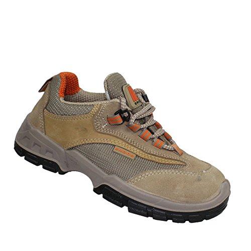hot sale online 00ccb b39b3 Ergos Chaussures De Sécurité Homme Marron Marron Marron (marron)