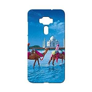 G-STAR Designer Printed Back case cover for Asus Zenfone 3 (ZE520KL) 5.2 Inch - G2333