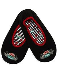 b73e9c2d43782 ... Clothing : Primark. FRIENDS CENTRAL PERK Footlets Ladies Slipper Socks  3-5/6-8