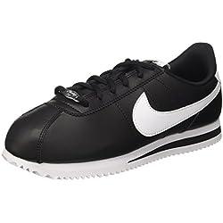 Nike Cortez Basic SL (GS), Zapatillas de Running para Hombre, Negro (Black/White 001), 38.5 EU