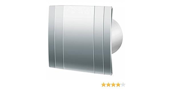 Aspiratore elettrico da incasso muro w ventola elimina odori