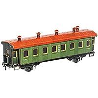 Comparador de precios Keranova keranova2871: 87Escala 19,5x 4x 5,5cm, Clever Papel Tren de pasajeros de Coche 3D Puzzle - precios baratos