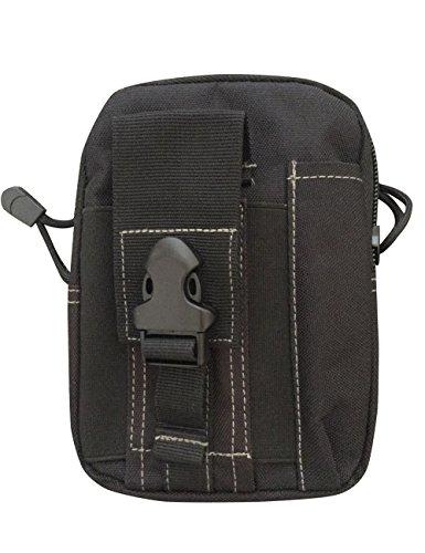 CUKKE Multipurpose Taktische Tasche Gürtel Taille Pack Tasche Military Taille Fanny Pack Telefon Tasche Gadget Geld Tasche Tarnung 4 Tarnung 7