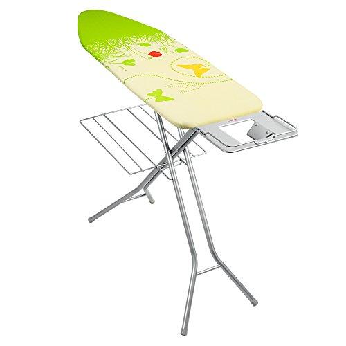 metaltex-114-x-38-cm-antares-ironing-board-with-linen-shelf-green
