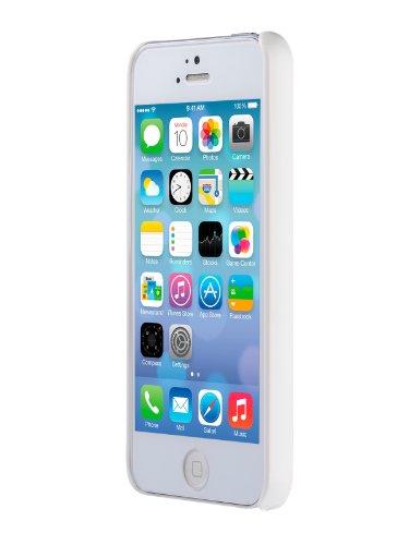 GRÜV Premium Case Betty Boop Bikini Spiaggia Design per iPhone 5 5G 5S (Designer Stampa Alta Qualità su Cover Rigida Bianca)