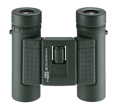 Eschenbach Optik sektor F 10x25 compact+ Fernglas, grün