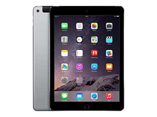 Apple iPad Air 2 MH2U2LL/A Tablet (16GB, 9.7 Inches, WI-FI) Space Grey, 2GB RAM Price in India