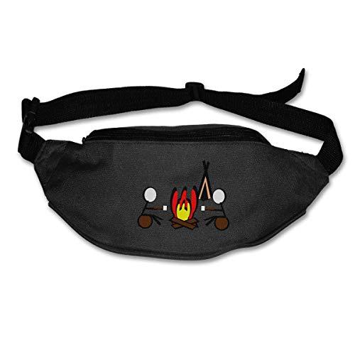 Waist Bag Fanny Pack Summer Camp Pouch Running Belt Travel Pocket Outdoor Sports Camp Vest
