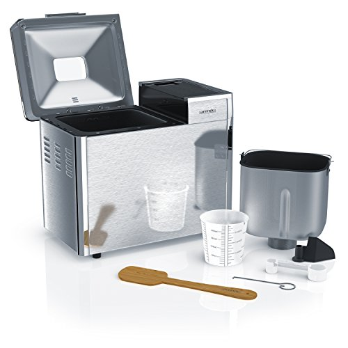 Arendo Edelstahl Brotbackautomat | vollautomatische Brotbackmaschine