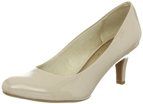 Life Stride Parigi Pumps High Heels Schuhe, Beige (Marrone), 37.5 EU (Lifestride Heels)