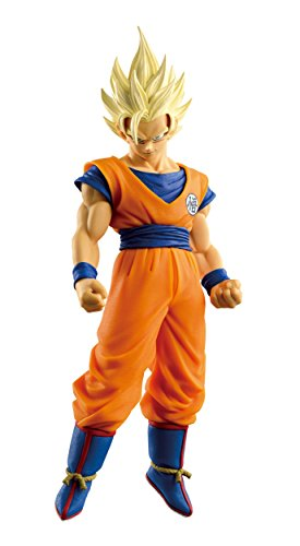 Banpresto Dragon Ball Super,SCultures Big Budoukai 6, Vol.2 Super Saiyan 2 Goku 6.7-Inch Figure