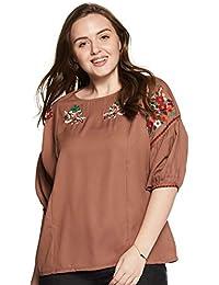Safana Women's Regular fit Top