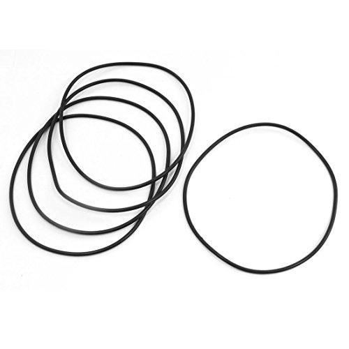 a14022100ux0188-140mm-od-35mm-dicke-gummi-o-ring-dichtring-dichtungen-5-stuck-schwarz